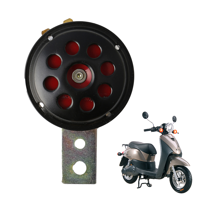 2017 Universal Waterproof Motorcycle Scooter Bike Horn Loud Tone 12V 105db Sound JUN13