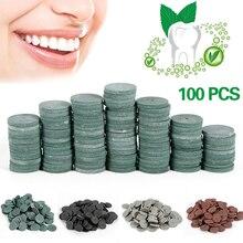 100 шт Профессиональные 2,2 см резиновые полировальные колеса стоматологические лабораторные материалы силиконовые полировальные колеса стоматологические материалы
