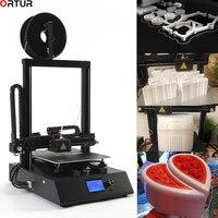 Новинка 2019 года! Ortur 4 3d принтер обновлен на основе Marlin 2,0 с открытым исходным кодом прошивки FDM 3d принтер купить непосредственно от фабрики ...