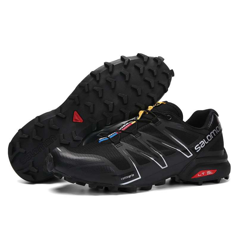 2018 salomon Hommes de Sports de Plein Air Non-Slip Portable Trail Running Chaussures Speed cross v eur 40-46