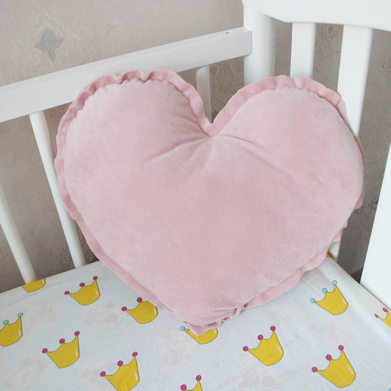 Cute Love Heart Star Fish Designer Pillow Sofa Back