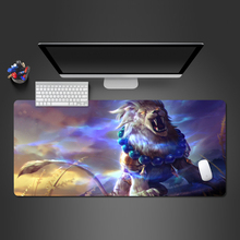 Hot Angry lion Animal Mouse Pad Gamer Gaming Mousepad Fashion Computer Keyboard Computer Mouse Pad  Laptop Game Pad Desk Mats