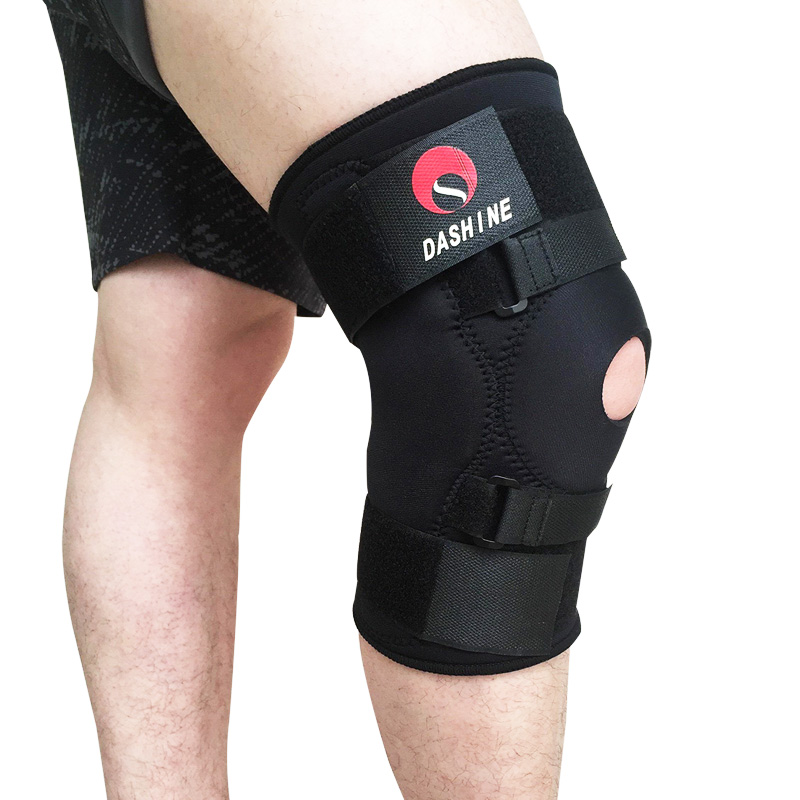 Marktop Sports knee ventilation can be used to regulate fitness running basketball cycling to protect the knees and legs of men