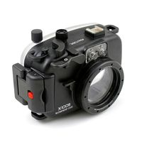 Meikon Underwater Waterproof Camera Housing Case for Fuji X100S Camera,Waterproof Camera Bags Case for Fujifilm X100S Camera