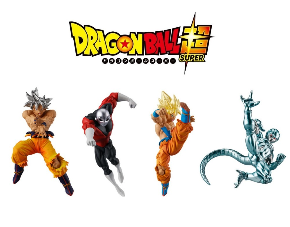 Bandai Dragon Ball Z Super VS Versus Battle Figure 09 Vol.9 Gashapon Set of 3