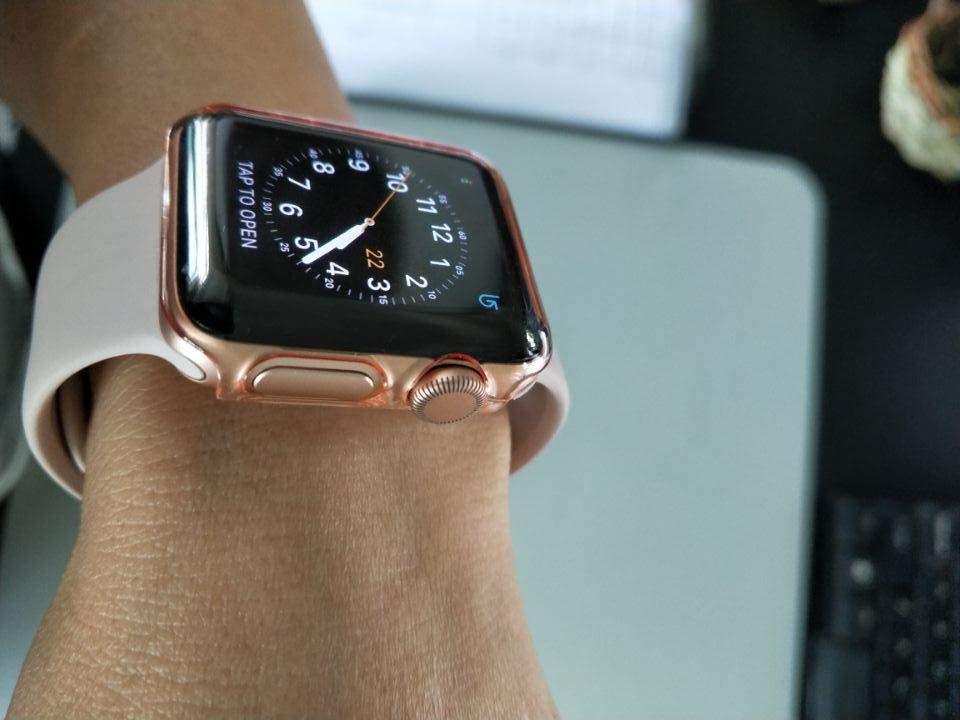 ЖК-экран часы; Apple, часы стекло заменить; заявл вахты;