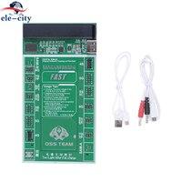 Сотовый телефон Батарея быстрой зарядки активации плиты Совета для iPhone 4/5/6 7 8 плюс/X/XR/XS Max/samsung цепи Тесты инструмент для ремонта