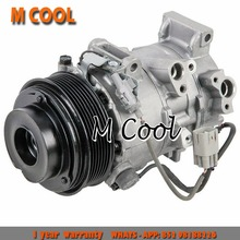 NEW AC Compressor For Toyota Sienna /Lexus GS300 GS350 IS250 IS350 2006-2013 883203A270 88320-3A270 883203A28084 88320-3A280-848