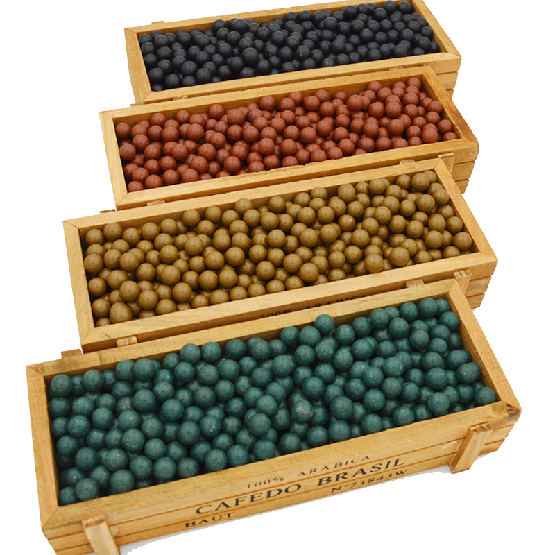 Slingshots Ammo Solid Clay Mud Balls 1000 Counts New