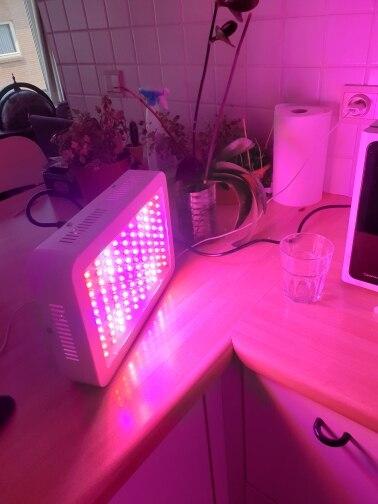 Luzes LED crescimento plantas Completo Completo Cresce