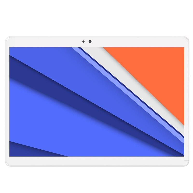10 1 inch Tablet PC Octa Core 1280x800 IPS Bluetooth RAM 4GB ROM 64GB 4G LTE