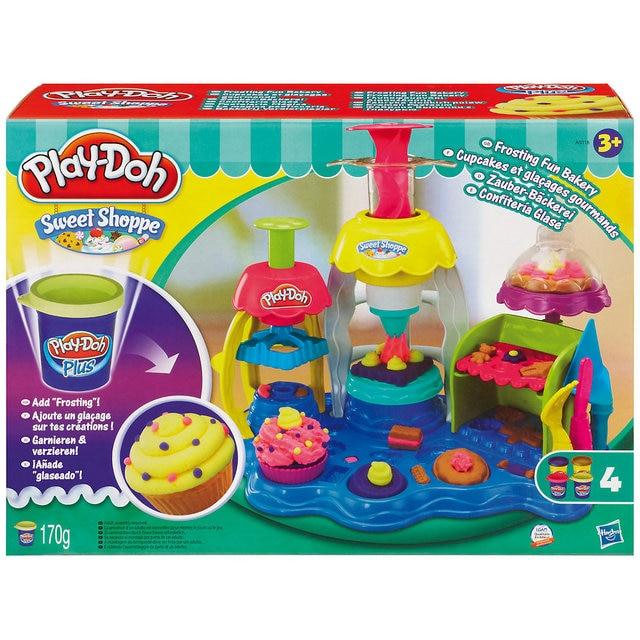 Игровой набор Hasbro Play-Doh Фабрика пирожных