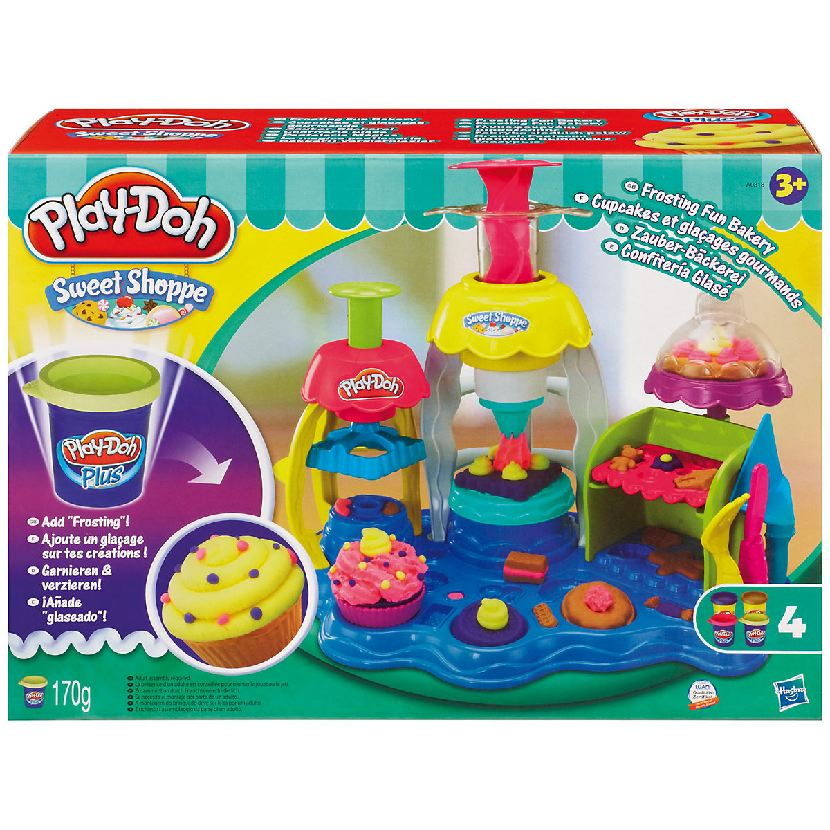 Modeling Clay Slime HASBRO 2599575 Children creative set Toy Toys Game Games Kids Baby boys  Stationery Lizun Play-Doh MTpromo creative stationery box stationery kit stationery box for primary school children and children s children s kindergarten