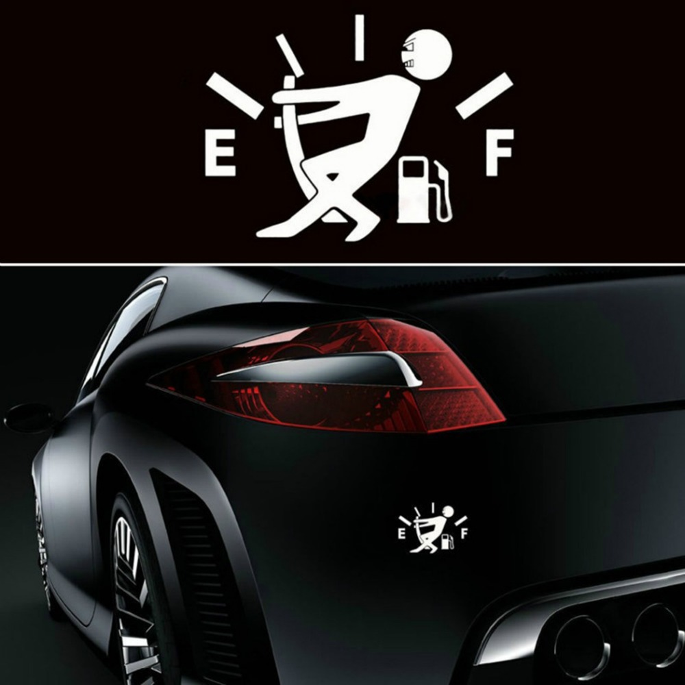 Winwinfly BlackRULES OF THE CAR Car Sticker Funny Vinyl Decal Cars Truck Window Wall Bumper Decor Gift
