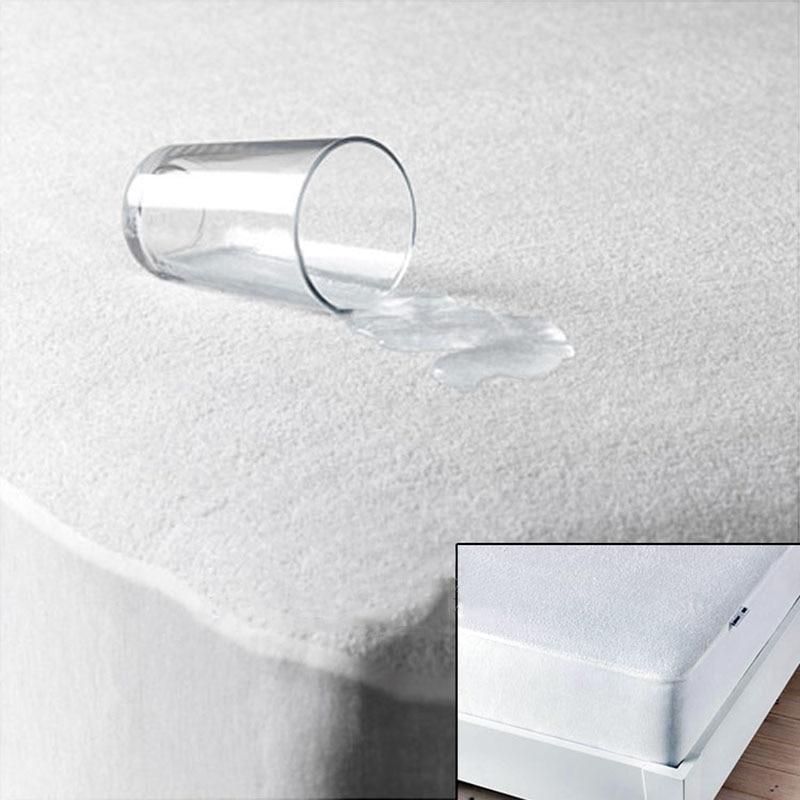 elite waterproof mattress protector mattress cover mattress pad for bed bug mattress covers grippers home textile