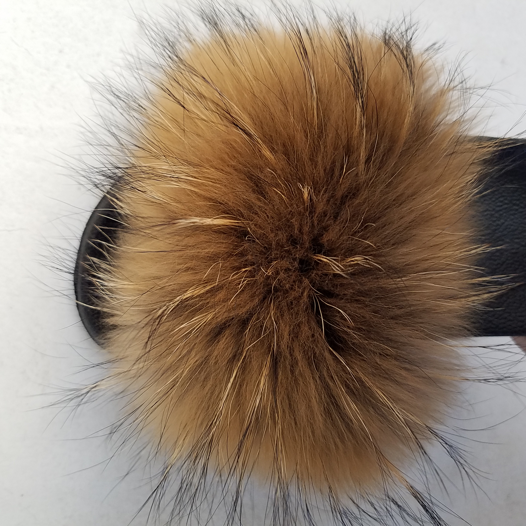 Real Fur Slippers Women Fox Wholesale Jamacia Fluffy Sliders Comfort Natural Feather Furry Summer Flats Sweet Ladies Shoes Logo Real Fur Slippers Women Fox Wholesale Jamacia Fluffy Sliders Comfort Natural Feather Furry Summer Flats Sweet Ladies Shoes Logo