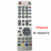 RF Remote Control SHW/RMC/0116 SHW/RMC/0117 For Sharp AQUOS Ultra HD 4K Smart LED TV with Netflix Youtube NET+ LC 49CUG8462KS