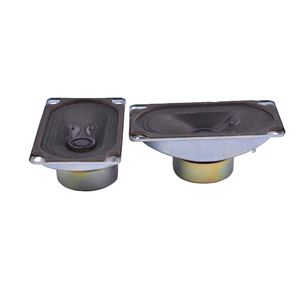 Image 2 - Tenghong altavoz de TV 5090 de 8Ohm y 5W, dispositivo portátil de Audio de gama completa, para cine en casa, bricolaje, 2 uds.