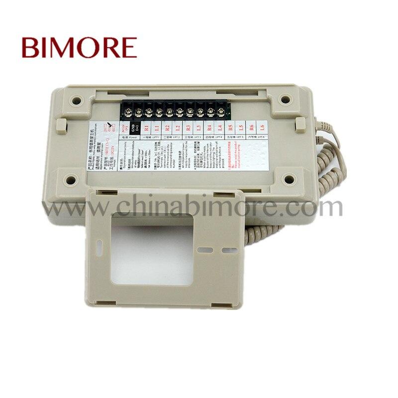 Many-way monitor room intercom 4 way elevator phone NBT/NKT12(1-1) 4A marshall mpm4e jmp 1 footswitch 4 way