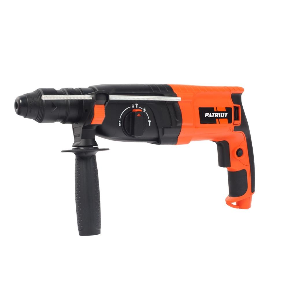Rotary hammer PATRIOT RH265Q тумба под раковину cersanit smart b su sma co60 gr