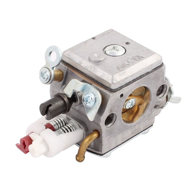 US $25 39 20% OFF|UXCELL Carburetor For Husqvarna Chainsaw Parts Lawn Mower  350 Carburador Carb Ideal Replacement Generators Electrical Equipment-in
