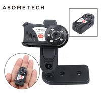 Portable Q7 Mini Camera Wifi DVR Wireless Camcorder Video Recorder DV Infrared Night Vision Motion Detection