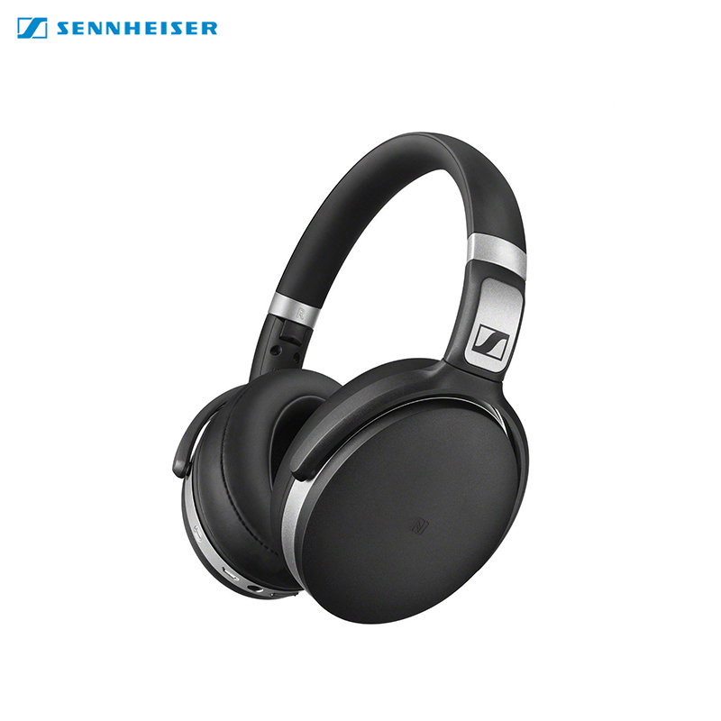 Earphones Sennheiser HD 4.50 BTNC over-ear awei a860bl sport bluetooth earphones with mic gold