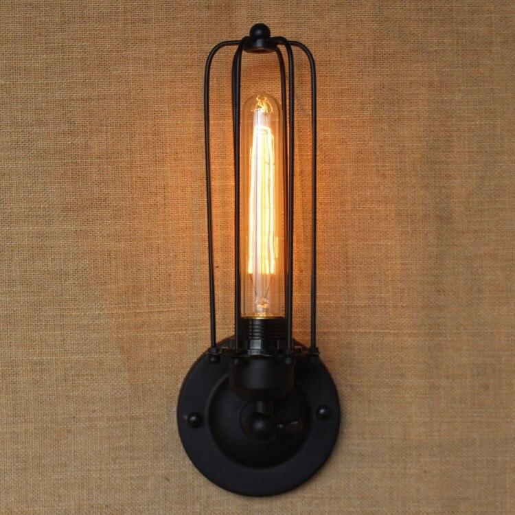 Skup Loft Rocznika Lampy ścienne Amerykańska Przemysłowa