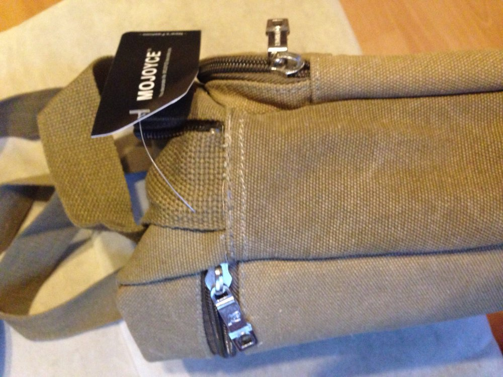 Fashion Men Shoulder Bag High Quality Canvas Handbag for Male Messenger Bag Casual Travel Bags Men Messenger Bags Male Clutches photo review