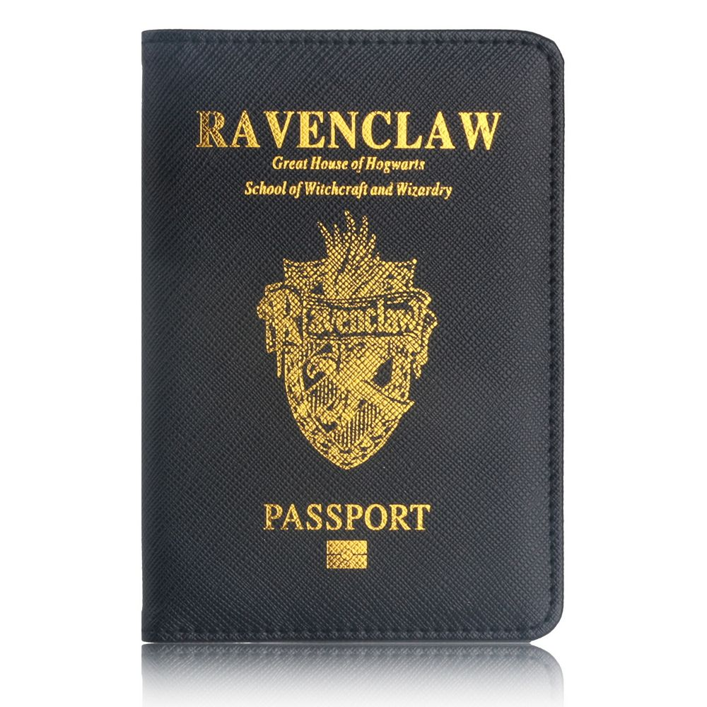 Multi-functional RFID Blocking Harry Potter Inspired Passport Cover Case