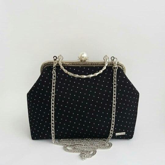 20.5cm metalen frame voor portemonnees meisje tas mond gouden gesp accessoires 2pcs / lot photo review