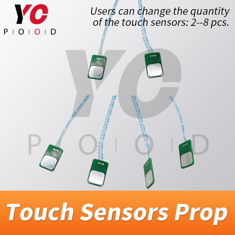 Image 4 - YOPOOD Touch Sensor Prop Escape Room Touch in Correct Sequence to Unlock Takagism Game Real Life Adventure Game Chamber Room-in Access Control Kits from Security & Protection