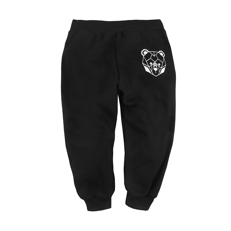 Available from BOSSA NOVA 10.11 Baby's Trousers & Leggings Black 482B-361 active net yarn stitching high waisted sports leggings in black