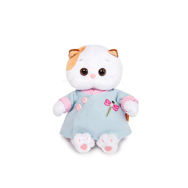 Stuffed & Plush Animals BUDI BASA 8999611 Stitch Bear Totoro Giraffe Fox Cat Dog Soft Children\'s toys MTpromo