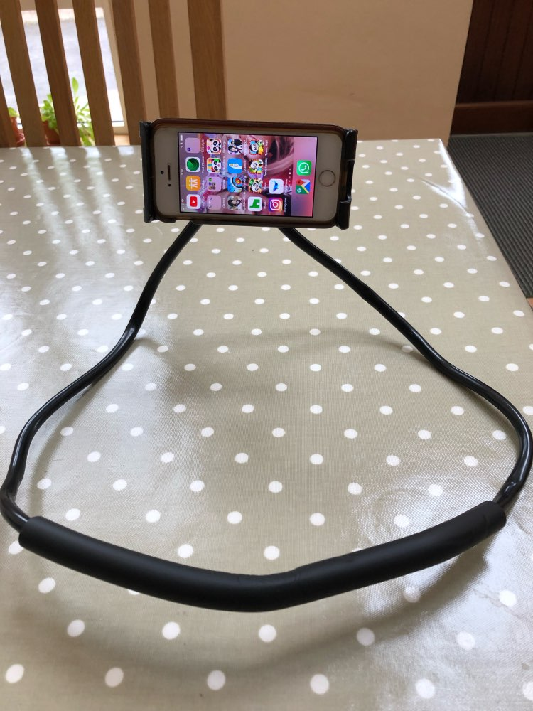 LazyFlex - Universal Mobile And Tablet Holder photo review