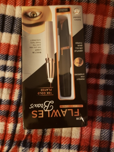 Eyebrow Hair Removal Pen photo review