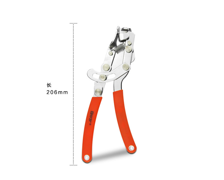 MTB Bicycle Brake Gear Inner Cable Wire Puller Hose Clamp Pliers ...