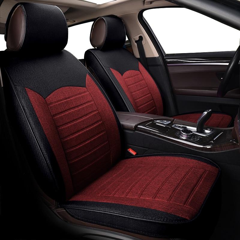 KOKOLOLEE Car Seat Cover For Acura ILX TLX RL TL MDX RDX