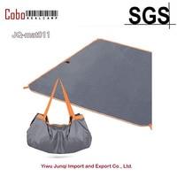 Multifunctional Foldable Lightweight Large Multifunctional package bag Picnic Beach Blanket Carpet Outdoor Waterproof Mat
