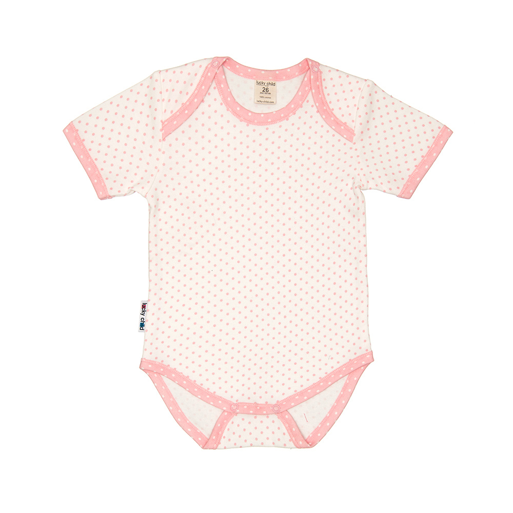 Bodysuits Lucky Child for girls A2-119 Swans Body Newborns Babies Baby Clothing Children clothes tank tops made in russia