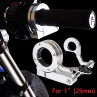 Rudyness Cruise Control For Harley Sporster 883 1200&Universal Motorcycle With 1 inch 25mm HandleBars