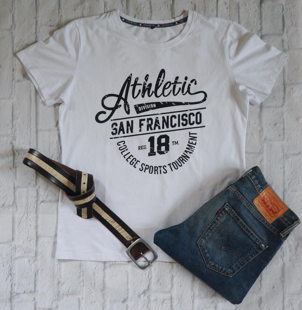 Мужская футболка с Алиэкспресс