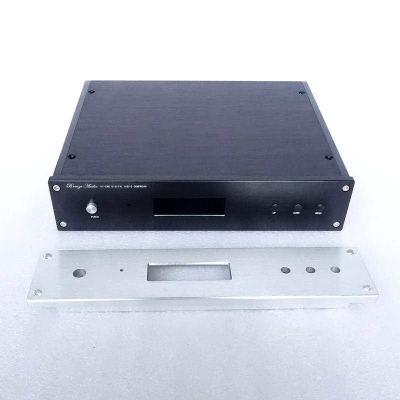BRZHIFI BZ2806 series aluminum case for DAC|dac chassis|es9018 case|chassis dac - title=