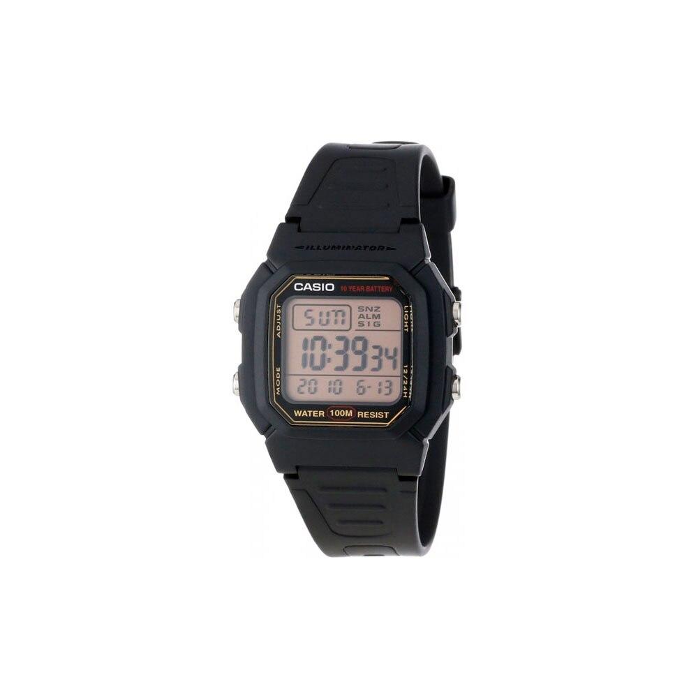 Наручные часы Casio W-800HG-9A мужские кварцевые