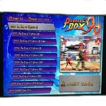 Pandora's box 9/9D jamma аркадная мульти-Игра настольная Pandora игры pcb мультиигровая карта VGA/HDMI 2222 в 1