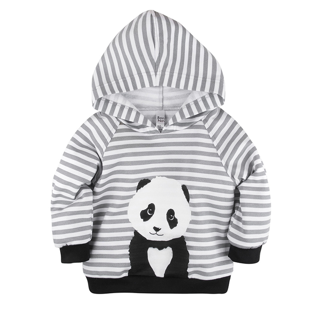 Bossa Nova Толстовка с капюшоном 'Panda baby' 193Б-472