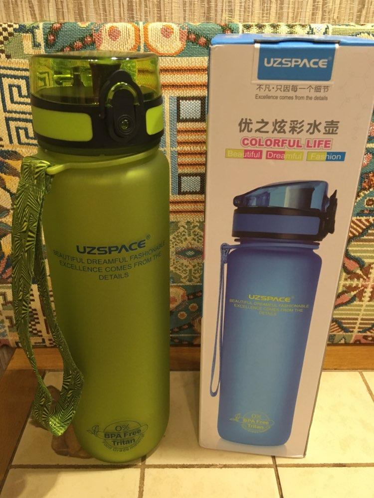 Explosion Sport Water Bottles 500/650ML 1L Protein Shaker Outdoor Travel Portable Leakproof Tritan plastic Drink Bottle BPA Free-in Water Bottles from Home & Garden on Aliexpress.com | Alibaba Group
