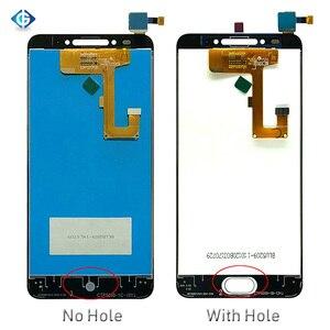 Image 2 - شاشة Lcd كاملة 5.2 بوصة لـ الكاتيل A5 LED 5085 5085Y 5085D تجميع شاشة LCD تعمل باللمس لشاشة الكاتيل 5085 قطع غيار الشاشة