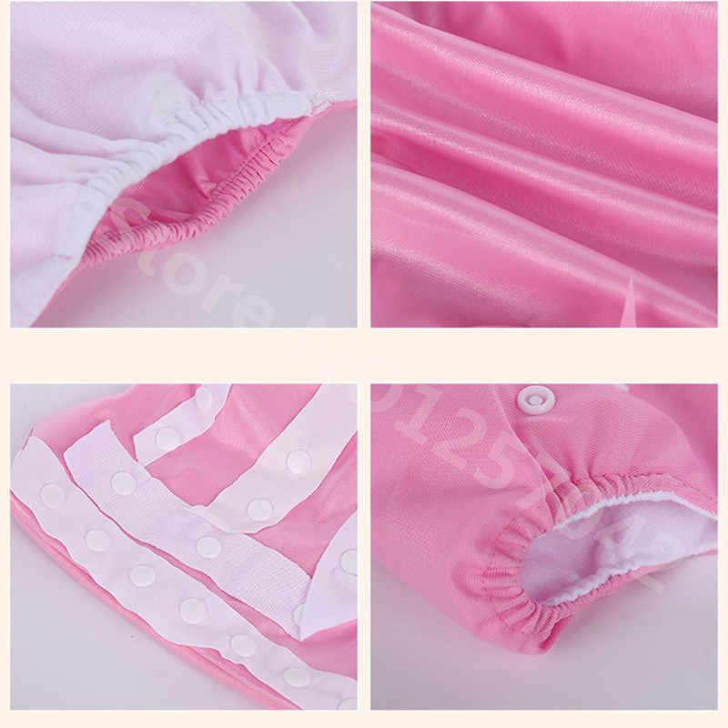 아기 기저귀 빨 수있는 재사용 가능한 기저귀 천 기저귀 기저귀 신생아 기저귀 포켓 커버 겨울 여름 버전 방수