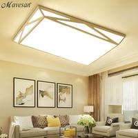 Modern Led Ceiling Lights For Living Room Bedroom Sample Lustre Lamparas De Techo Avize Crystal Ceiling